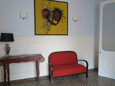 ingresso b&b Palazzo Mirelli